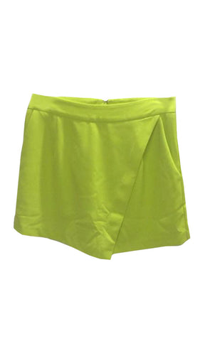 Jorge  Underworld Skort Chartruse - Fuel Clothing  - 1