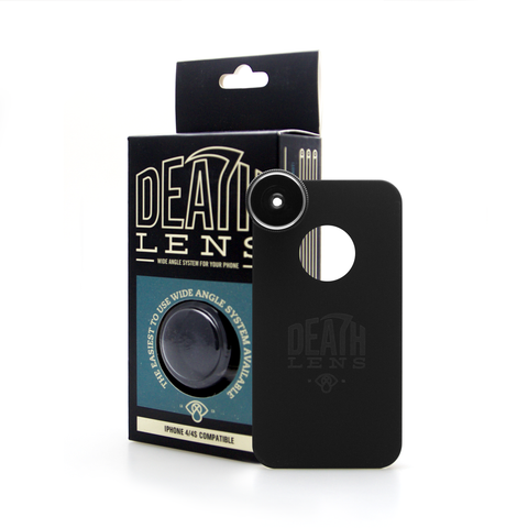 Death Lens IPhone Wide Angle - Fuel Clothing  - 1