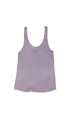 Elwood Willow Tank Lilac Stripe - Fuel Clothing  - 1