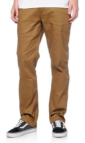 Expedition Drifter Slim Chino - Fuel Clothing  - 1