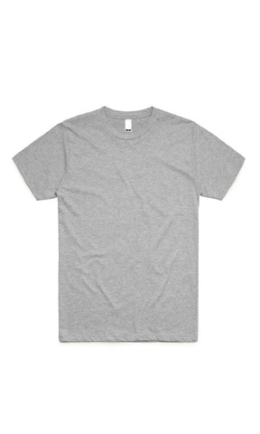 Fuel Clothing Bro Tee Grey Marle