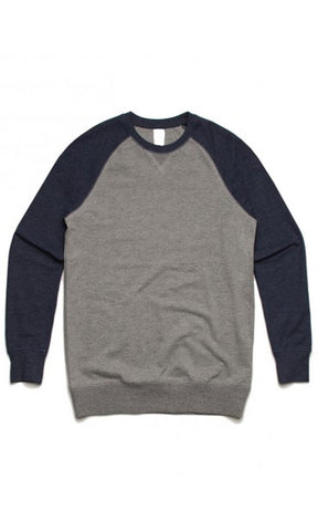 Fuel Clothing Westy's Maverick Crew Jumper