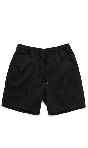 Fuel Elastic Walk Short Black