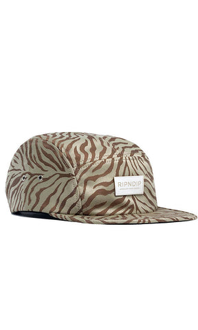Rip N Dip 5 Panel Safari Sand - Fuel Clothing  - 1