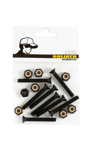 Goliath Phillips Head Deck Bolts 1.5""