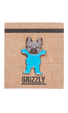 Grizzly Pin Frenchie