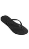 Havaianas Slim Crystal Black/Black - Fuel Clothing  - 2