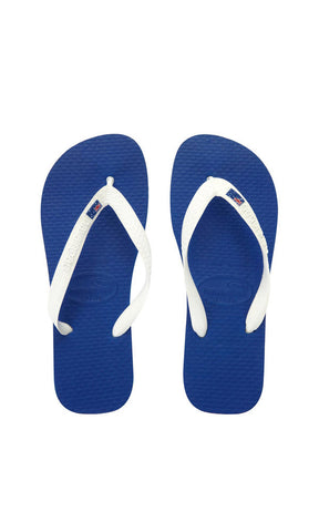 Havaianas Aussie Flag Blue/White - Fuel Clothing