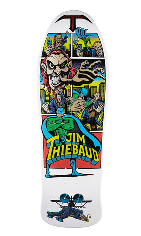 Santa Cruz Jim Thiebaud Joker SMA White