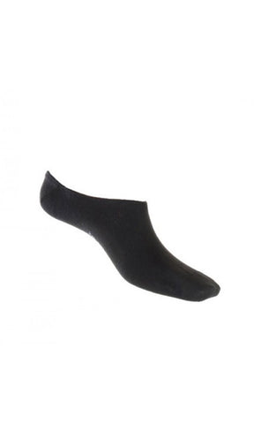 Lafitte Invisible Sock Black - Fuel Clothing