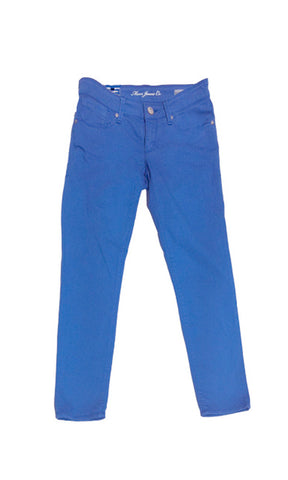 Mavi Jeans Beatrix Stretch Virtual Blue - Fuel Clothing  - 1