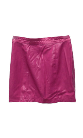 Minkpink Plastic Fantastic Skirt - Fuel Clothing
