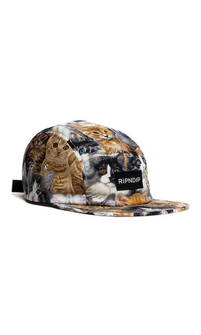 Rip N Dip 5 Panel Nermal - Fuel Clothing  - 1