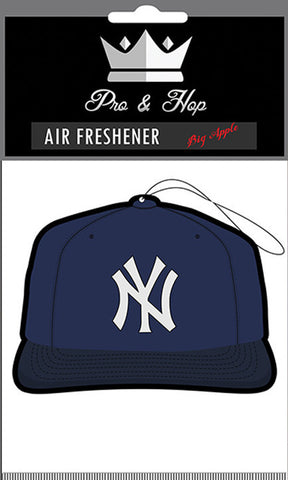 Pro N Hop Air Freshener Yankees - Fuel Clothing