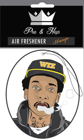 Pro N Hop Air Fresheners Wiz - Fuel Clothing