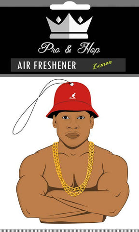 Pro N Hop Air Fresheners LL Cool J - Fuel Clothing