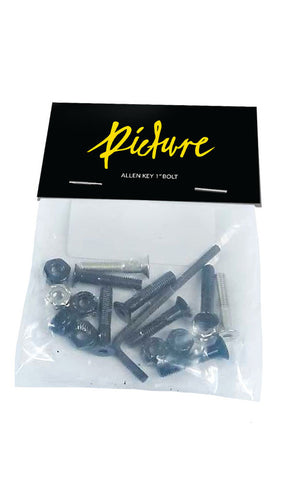 Picture Wheel Co Bolts - Fuel Clothing