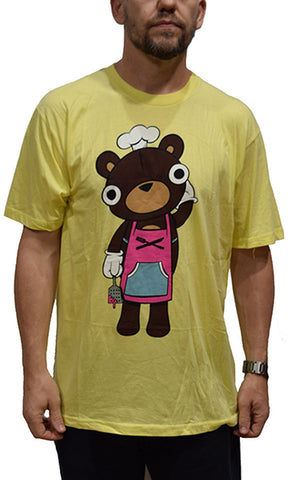 Pyknic Barski Bear Tee - Fuel Clothing