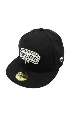 New Era 5950 NBA San Antonio Spurs - Fuel Clothing