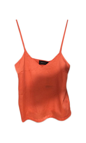 Minkpink Basics Satin Cami Strawberry - Fuel Clothing