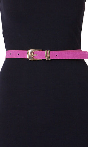 Minkpink Thriller Belt Pink - Fuel Clothing