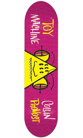 Toy Machine Toon Time Deck Provost - Fuel Clothing