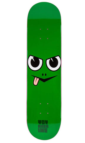 Toy Machine Angry Turtle Face Deck