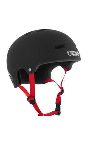 TSG Super Light  Helmet Satin Black