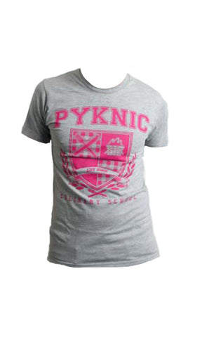 Pyknic Cooking School Grey - Fuel Clothing