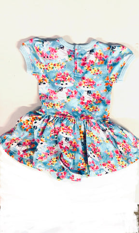 Rock Your Baby Year of the Cat waisted Dress