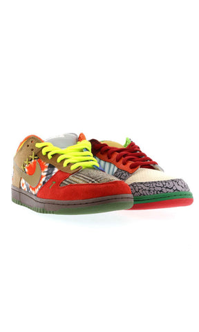 Nike Skateboarding What The Dunk QS