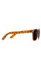 Glassy Sunnies Leonard Tortoise - Fuel Clothing  - 2