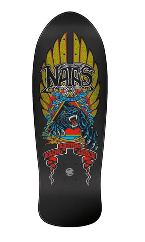Santa Cruz Natas Panther SMA Candy Black/Gold Metallic