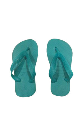 Havaianas Kids Top Thongs Green - Fuel Clothing