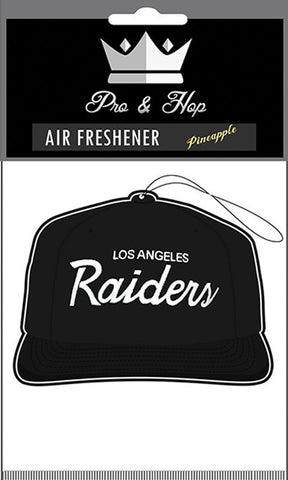 Pro N Hop Air Freshener Raiders - Fuel Clothing