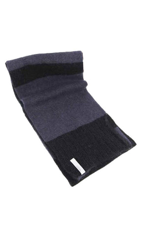 Coal Headwear Sid Scarf Black/Grey - Fuel Clothing