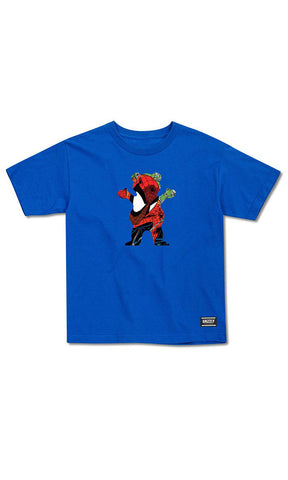 Grizzly X Spider-Man Youth Tee