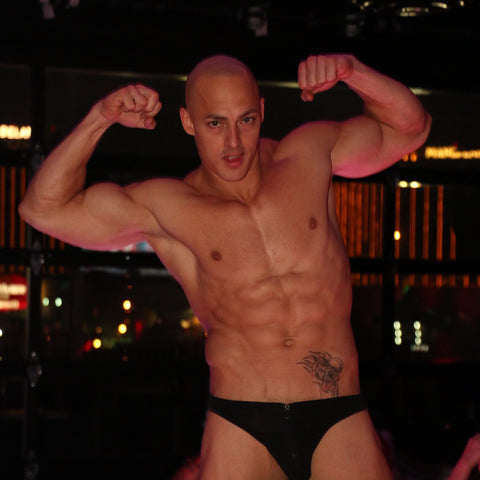 Hunk Oasis Las Vegas male strip club reservations