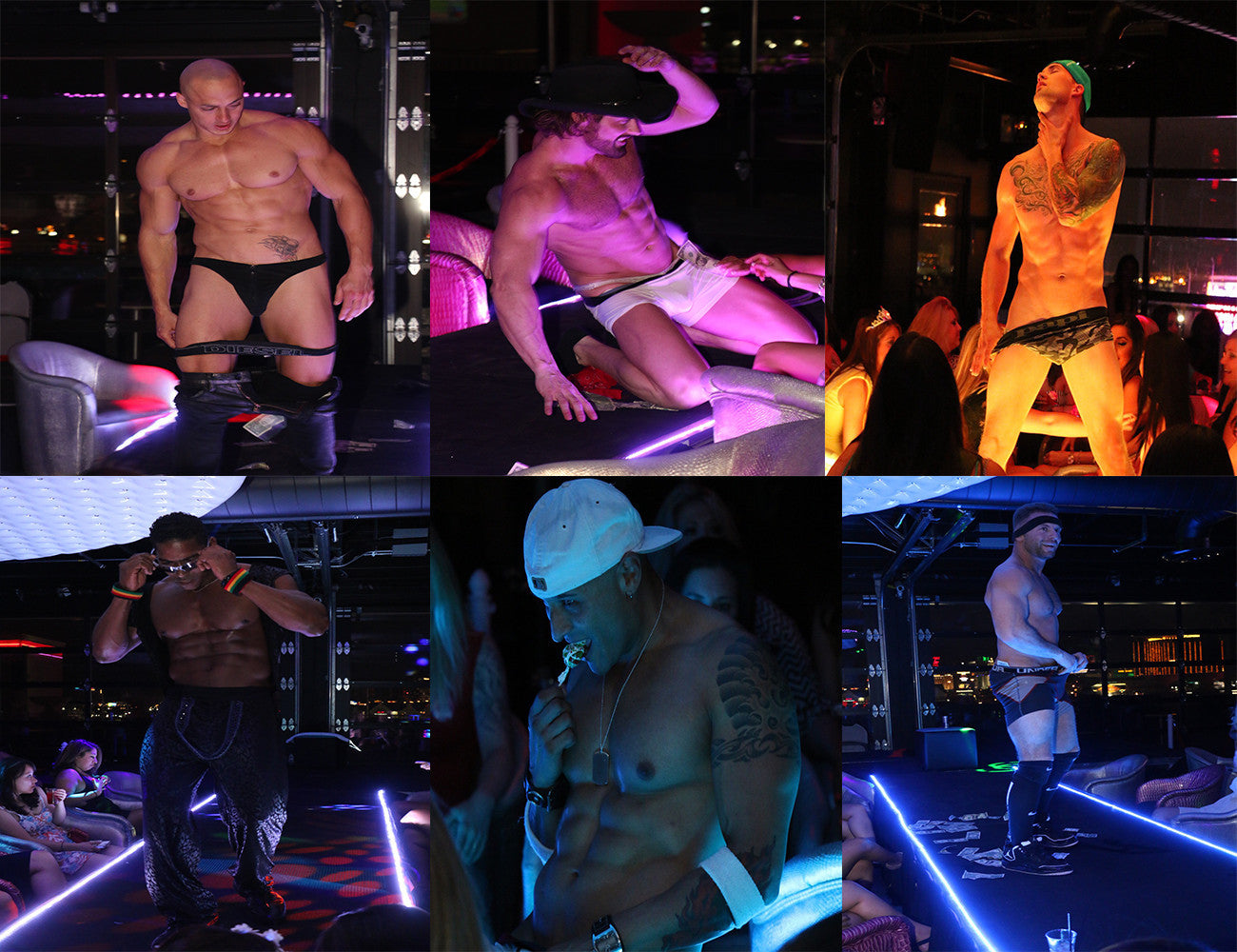Best Male Strip Clubs in Las Vegas!