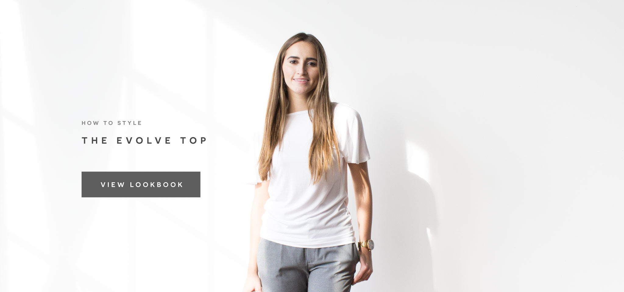 How to wear and style your 6 in 1 multiway evolve top
