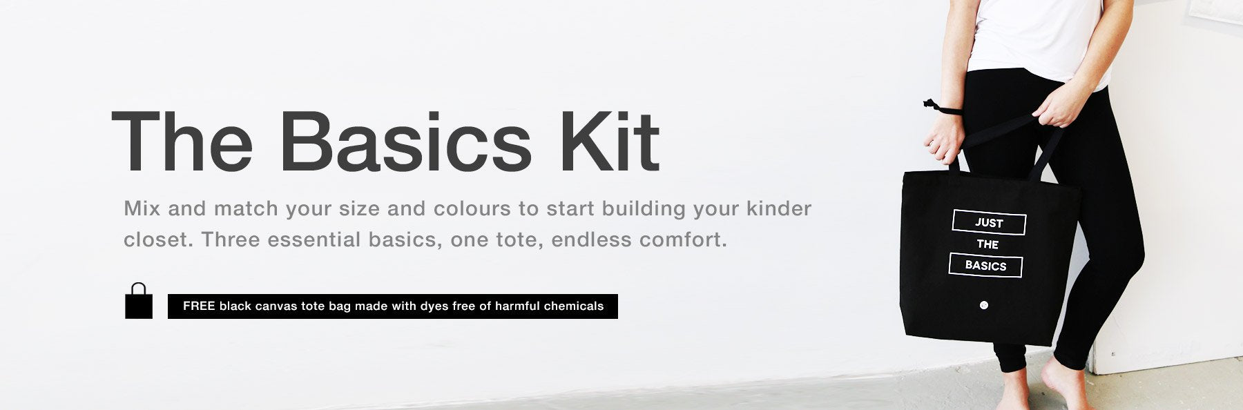 ethical fashion capsule wardrobe kit for women