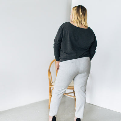 The Dressy Sweatshirt