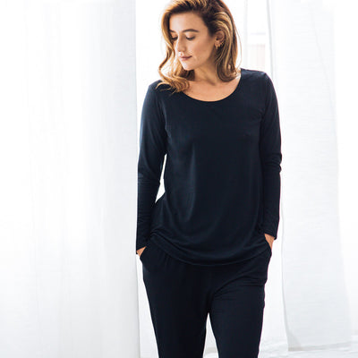 The Essential Long Sleeve Top