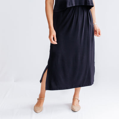 The Breakaway Midi Skirt