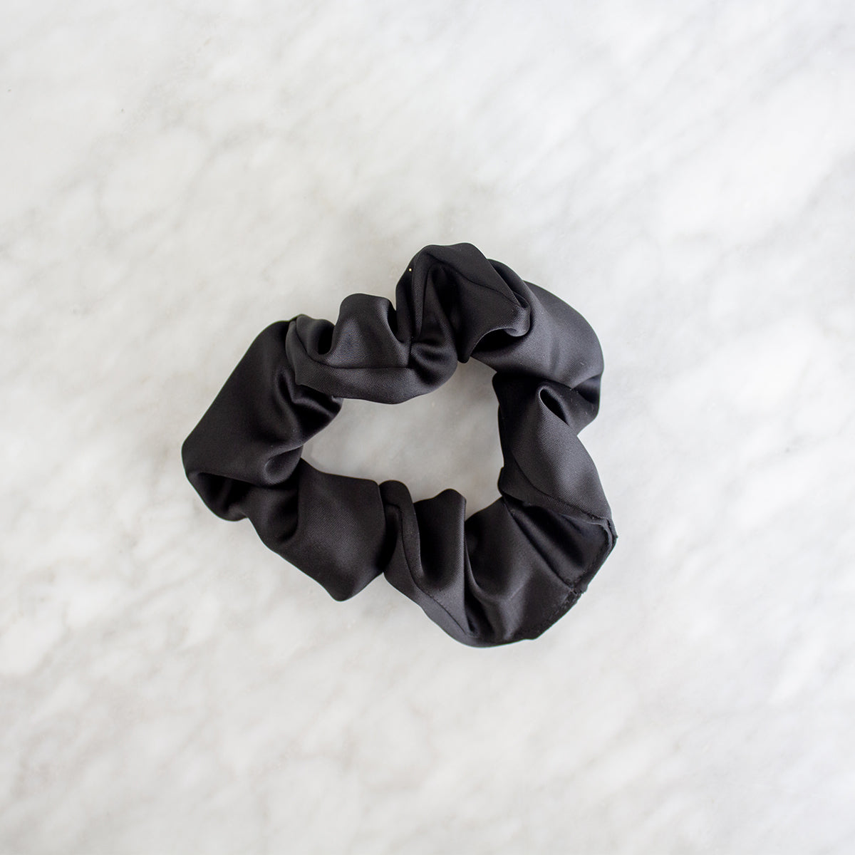 The Recycled Satin Scrunchie