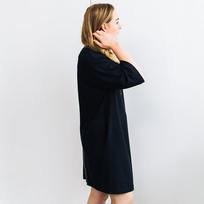 The Retrograde Kimono Dress II