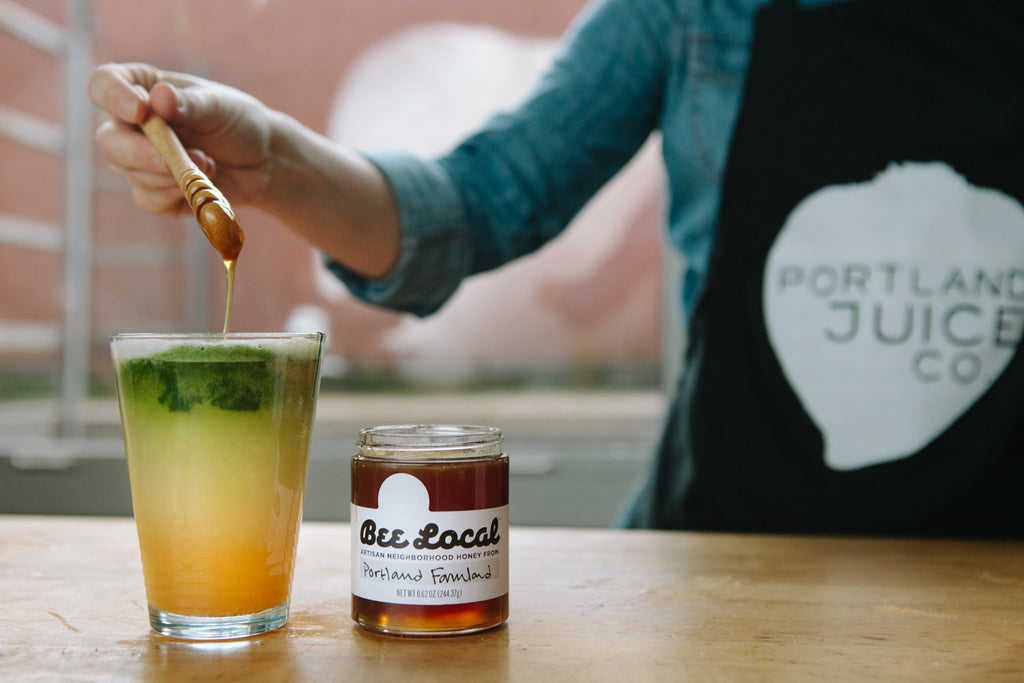 Portland Juice Company w/ Bee Local