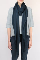 Grei Cold Dyed Scarf