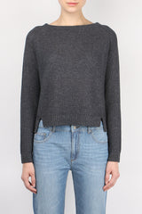 Pomandere Light Metallic Sweater