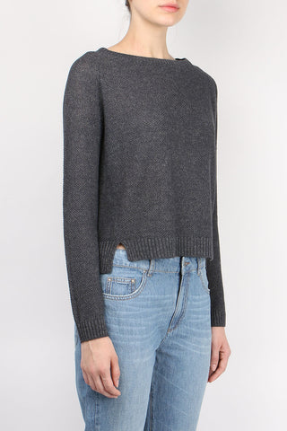 Light Metallic Sweater